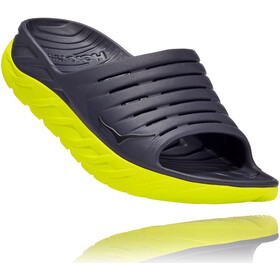 Hoka One One Ora Recovery Slide 2 Chaussures Homme, odyssey grey/evening primrose